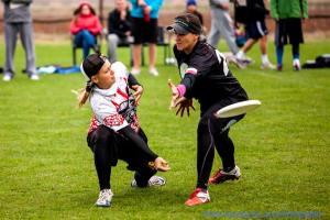Elwira Piekart Ultimate Frisbee