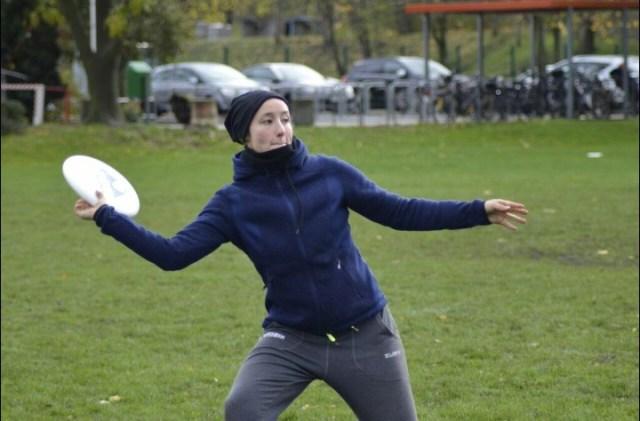 meg goldbuch ultimate frisbee