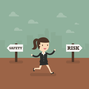 The Risk Taker: 5 Steps to Managing Risk as an Innovator