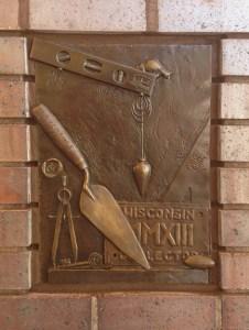 Dedication Plaque for a Home