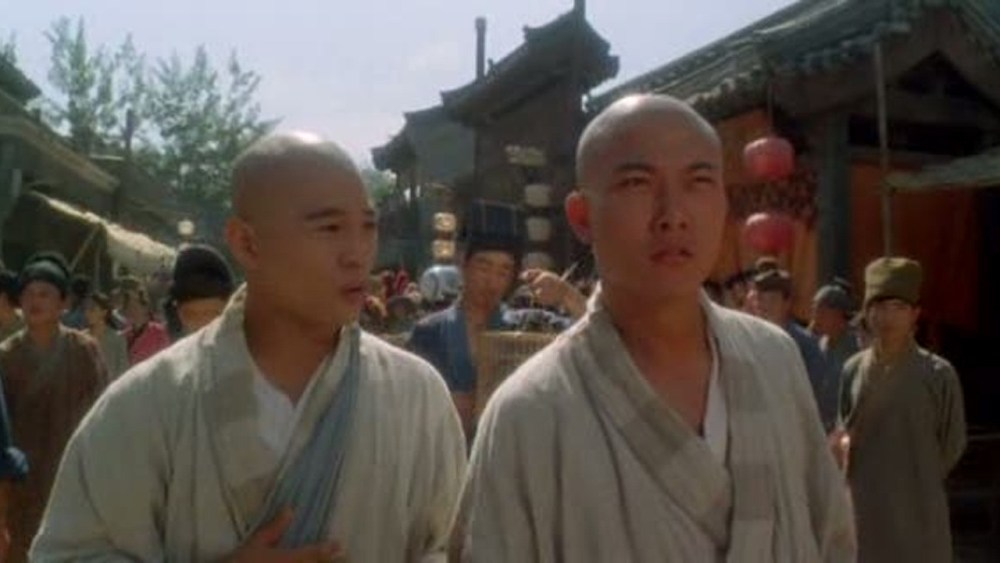 The Tai Chi Master (3/6)