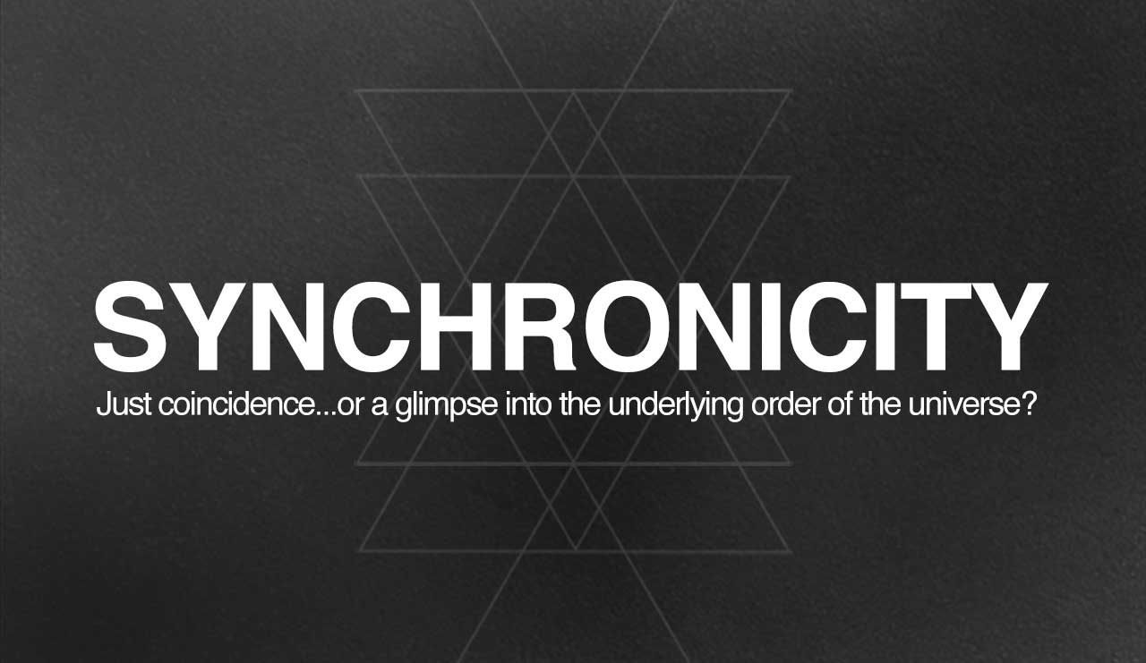 And OFF FUCK Synchronicity