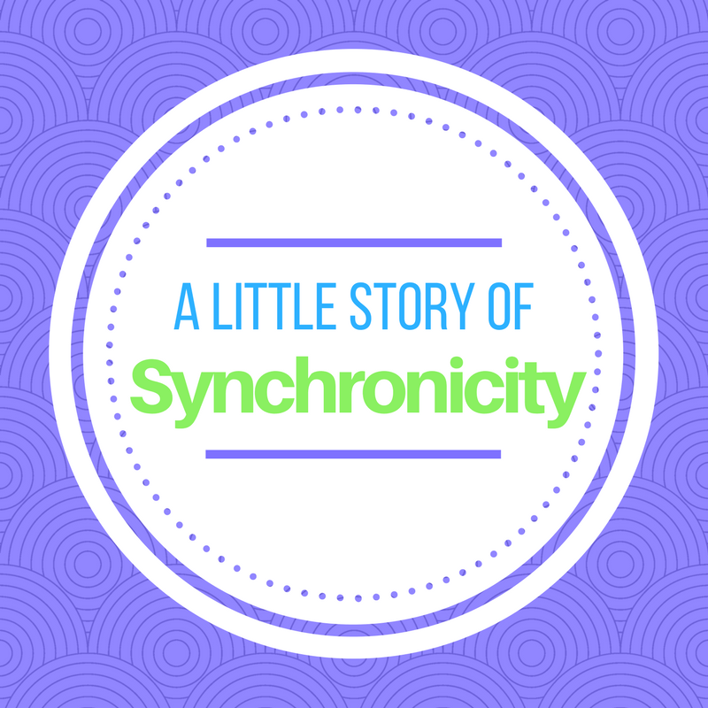 A Little Story of Synchronicity