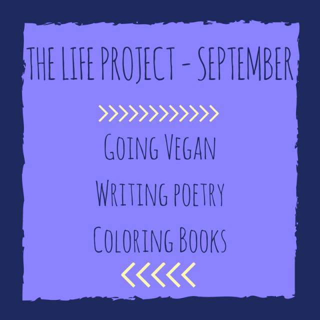 Going Vegan + Poetry