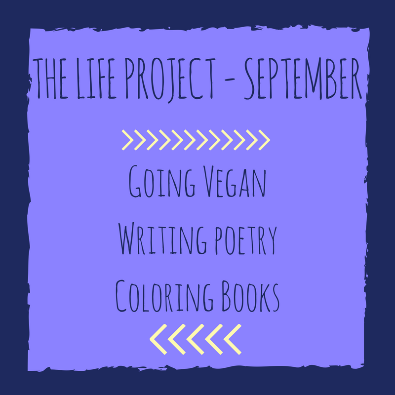 The LIFE Project: Going Vegan + Poetry