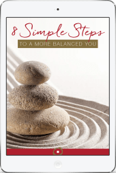 8 Simple Steps to a More Balanced You