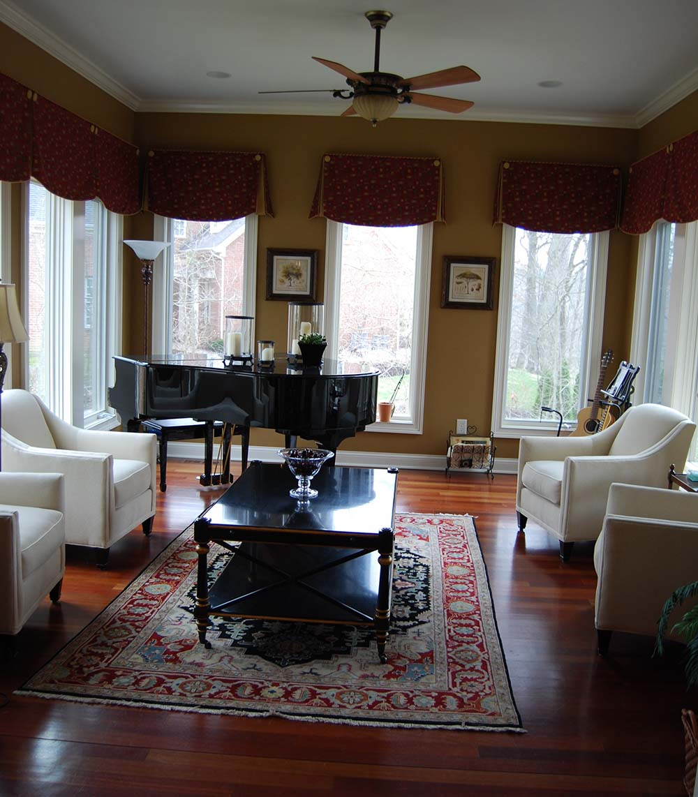 Parlor Before