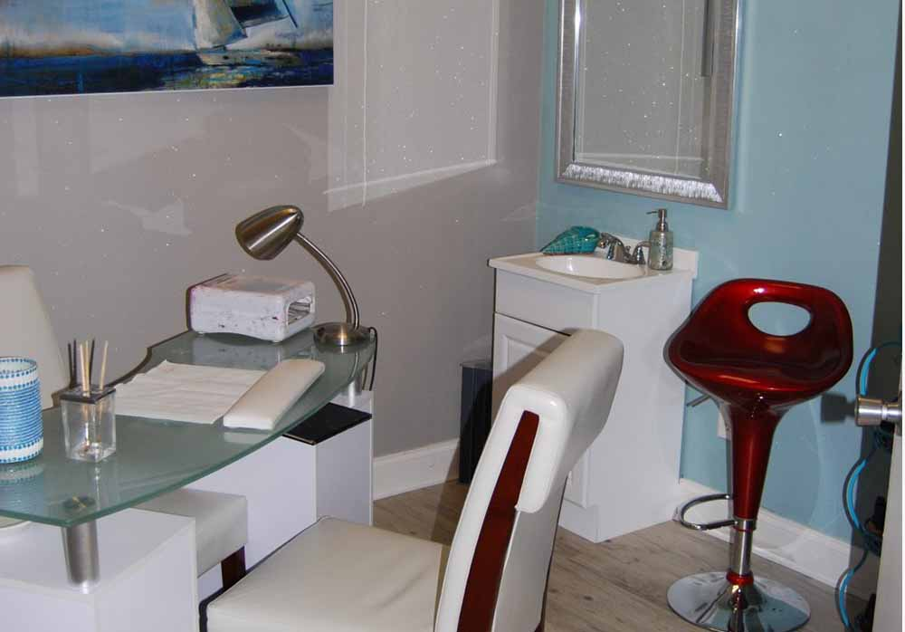Nail Stations After