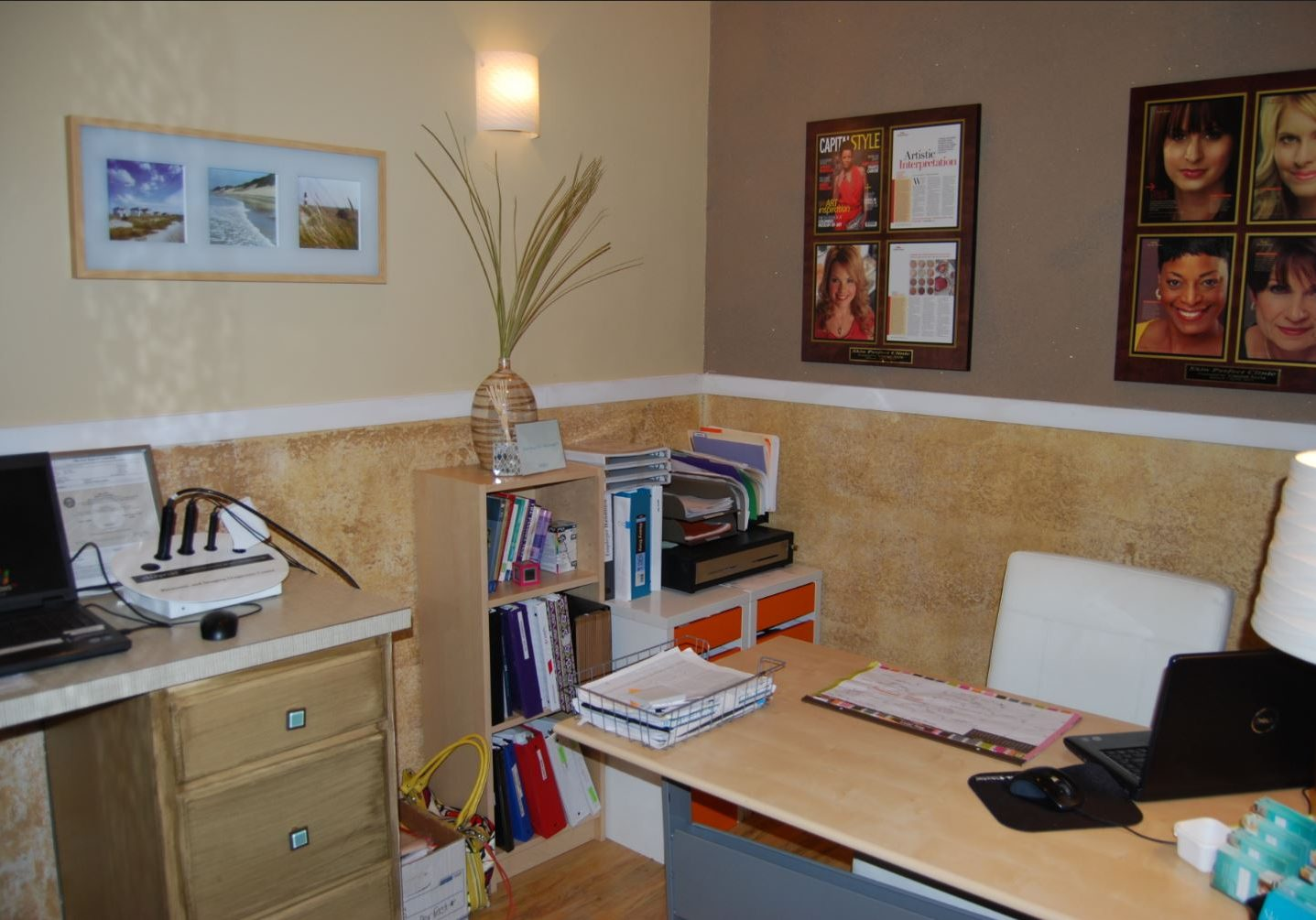 Skin Perfect Spa Office Before