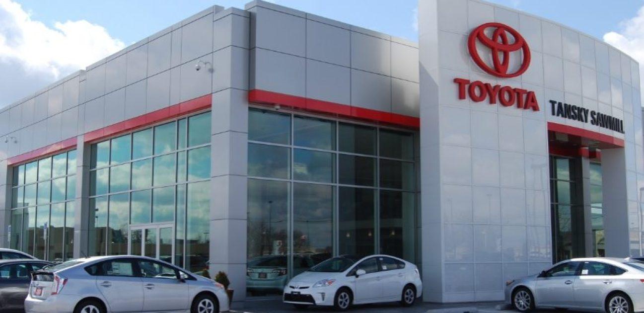 Tansky Toyota Sawmill