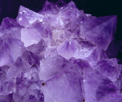 amethyst for better sleep