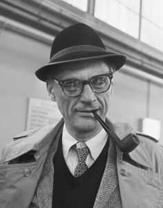 playright arthur miller, 1966