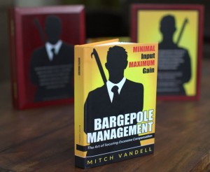 book bargepole management mitch vandell
