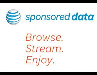 att wireless introduces sponsored data plan