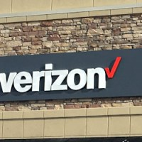 verizon new logo store design opening longmont co
