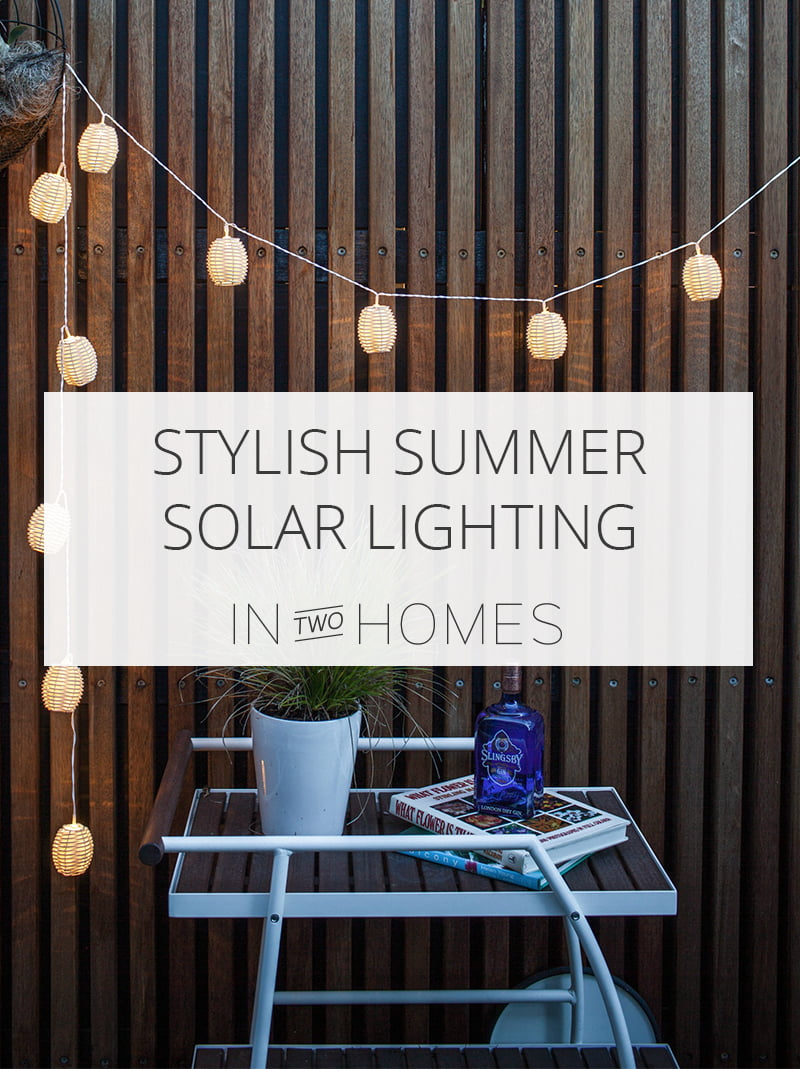 Stylish Solar Summer Lighting Pin