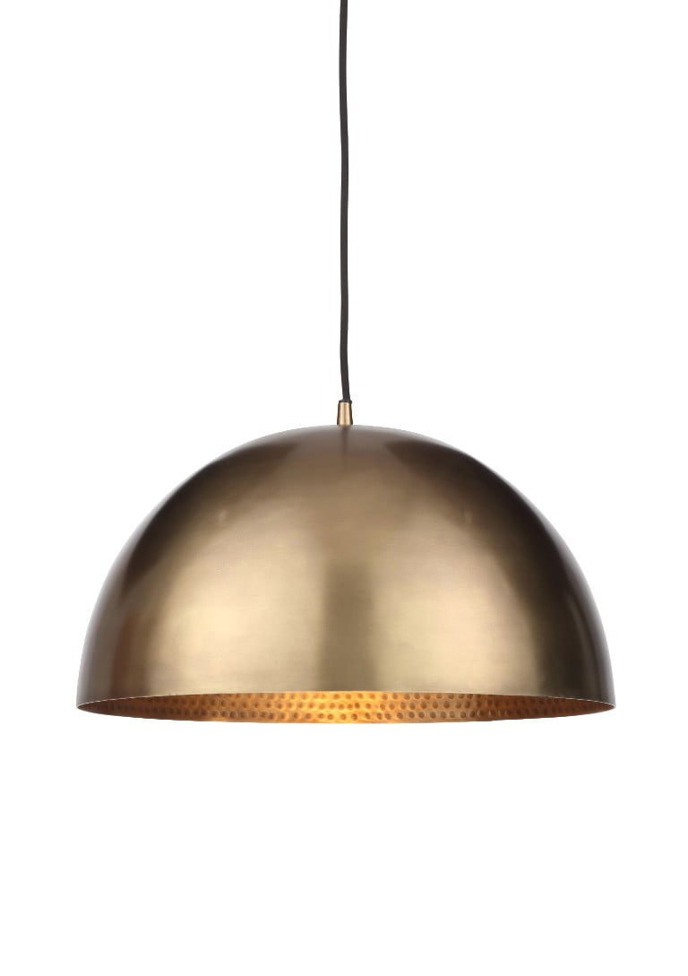 Debenhams Mason Pendant Cooper hanging light