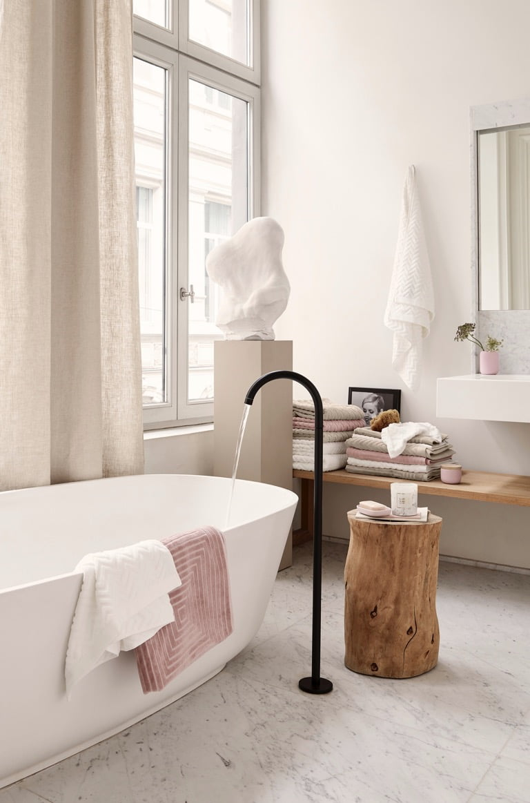 HM Home Bathroom | In Two Homes SS18 Favourites