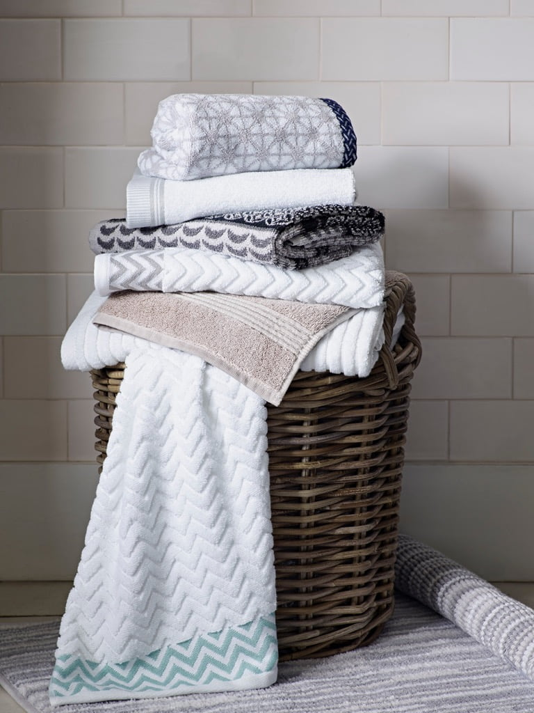 Marks and Spencer Bathroom Towels | In Two Homes SS18 Favourites
