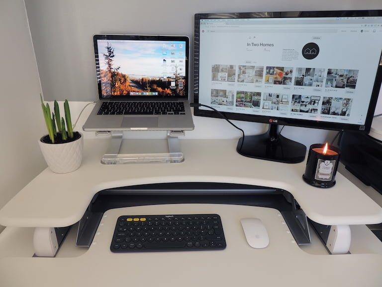 Desk Setup 2018 Varidesk