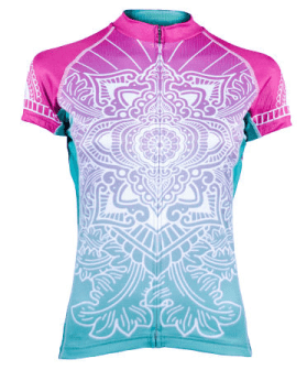 Primal - Women's Serenity Evo Jersey Colorful