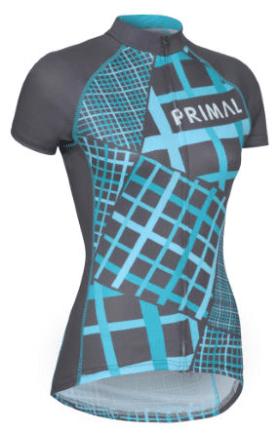 Primal - レディース Lattice Sport Cut ジャージ