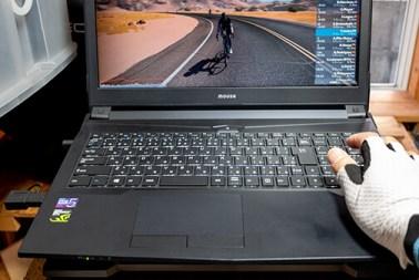 zwift中PC