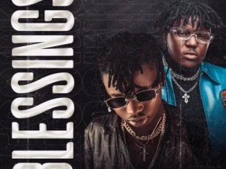 Ifacash Ft Areezy – Blessings Mp3 Download