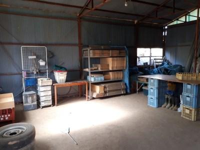 出荷倉庫のハナシ