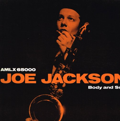 Body and soul de Joe Jackson, 33T chez alainl16 - Ref:119391333