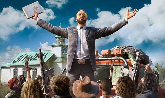 Far Cry 5 the father
