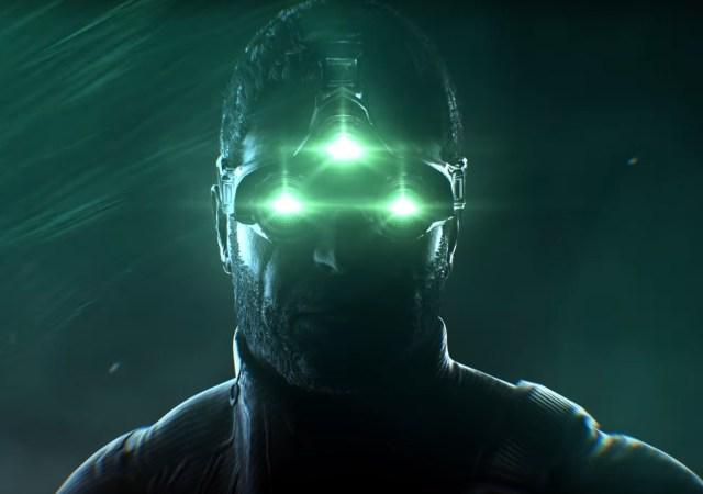 Splinter Cell VR goggles
