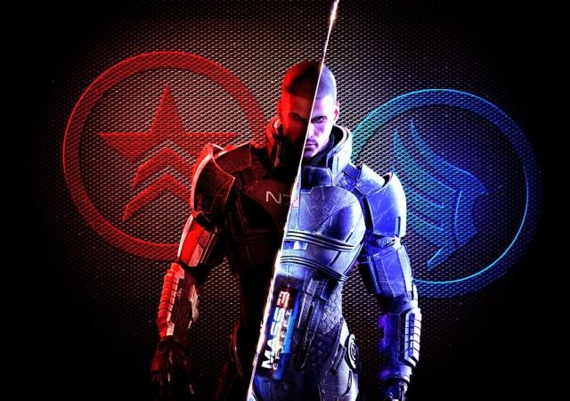 Mass Effect good guy 2