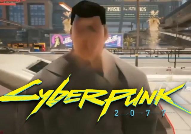Cyberpunk2077 invdr bugs