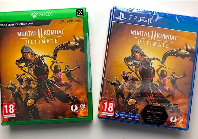 Mortal Kombat 11 Ultimate wedstrijd