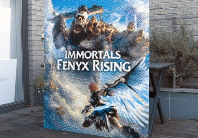 Ubisoft lego immortals
