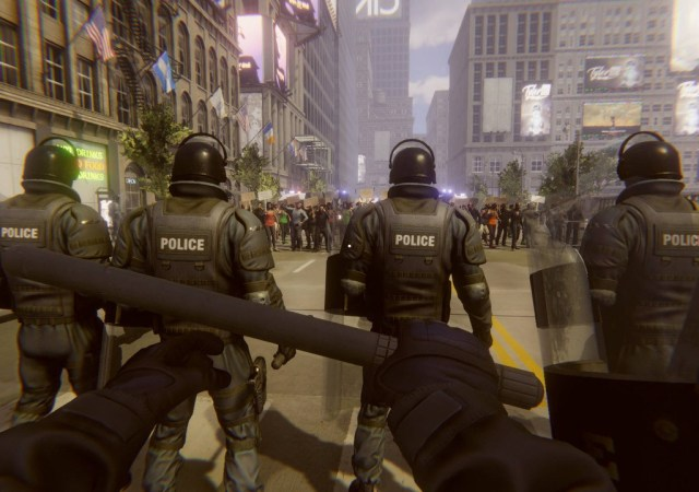Riot Simulator