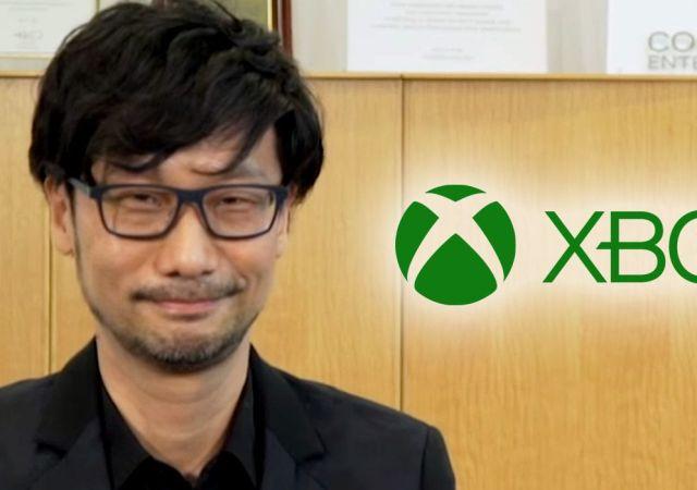 Xbox kojima