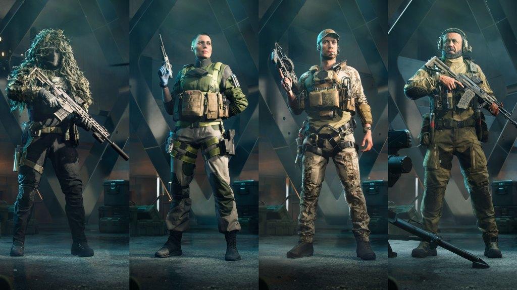 battlefield 2042 specialist