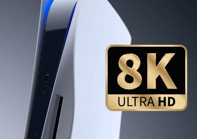 PS5 8K
