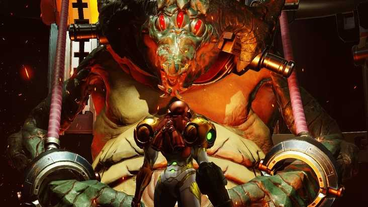 metroid dread review 2