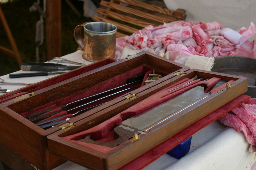 Civil War Medical Instruments