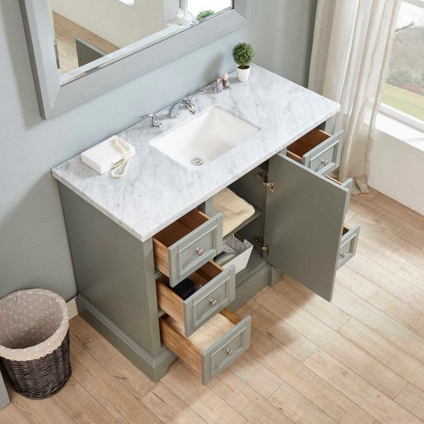 modern bathroom cabinets single vanity riverside ca