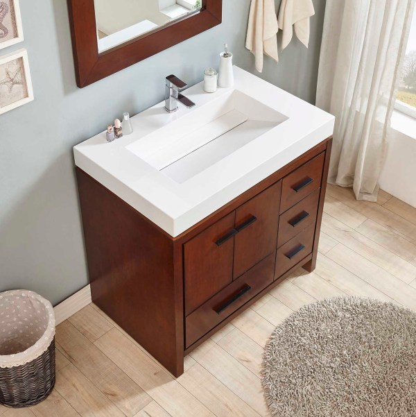 small sink with cabinet riverside county