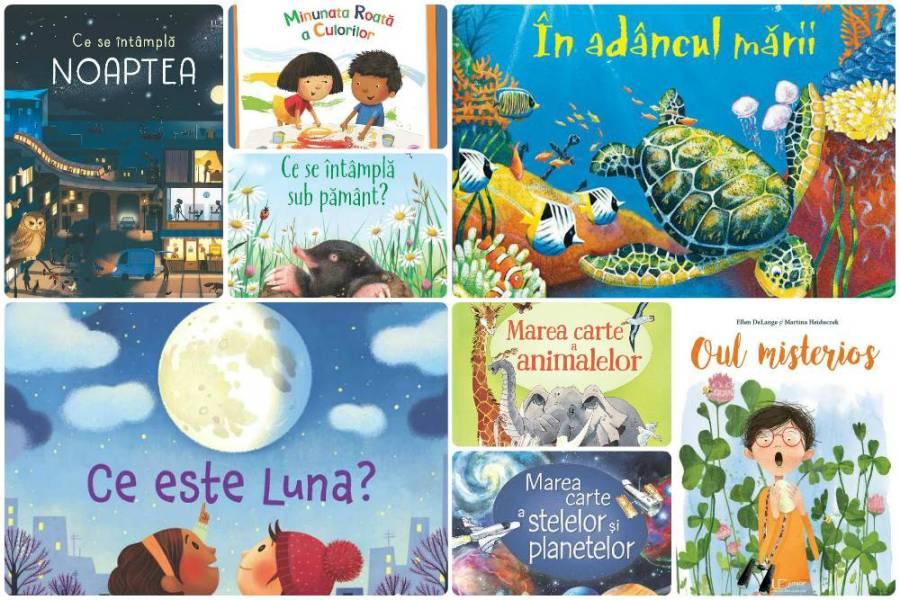 Alte cărţi pentru copii - preferatele noastre