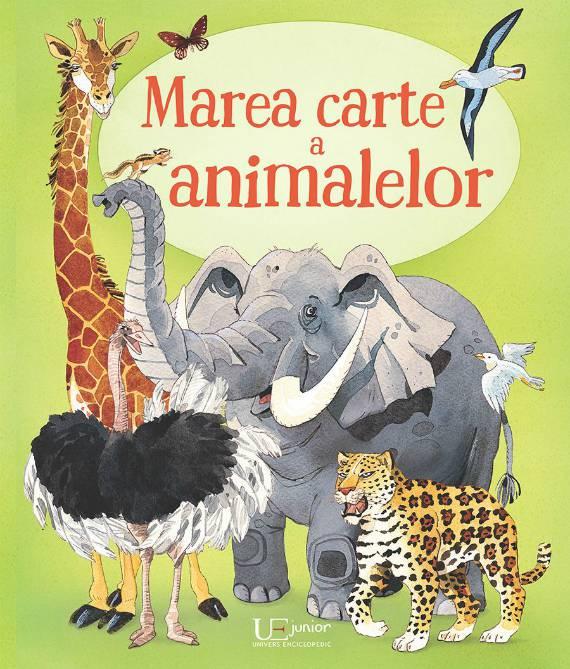 Marea carte a animalelor - alte cărţi pentru copii