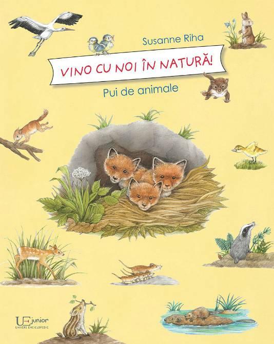 Vino cu noi în natură - alte cărţi pentru copii