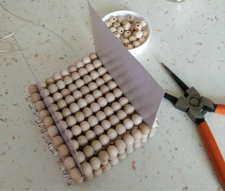 Cubul de o mie - mărgelele aurii