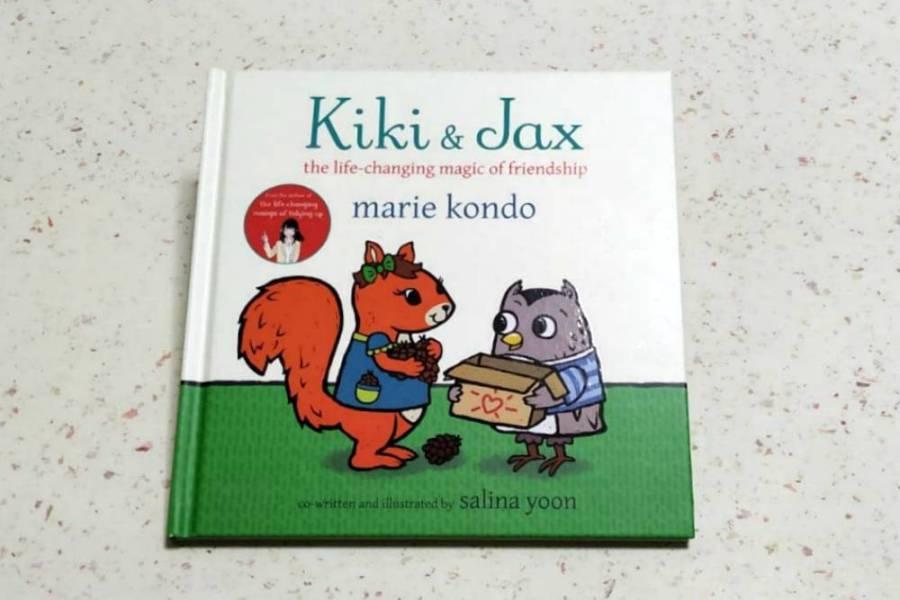 Kiki și Jax – Ordine și curățenie