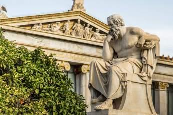 Poesía griega e importantes poetas griegos